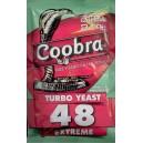 Дрожжи для крепких напитков Coobra 48