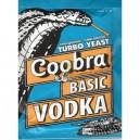 Raugs stiprajiem dzērieniem Coobra Vodka
